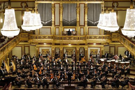 Musikverein Wien (c) Reinhard Winkler